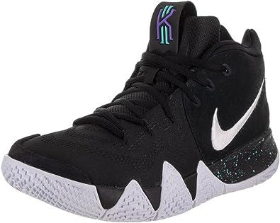 Nike Kyrie 4, Zapatillas de Baloncesto para Hombre, Negro (Black ...