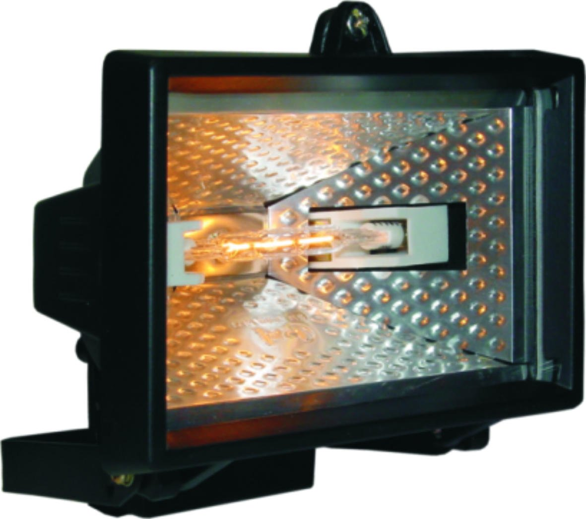 Byron HL400W 400W Halogen Floodlight - White BYRHL400W