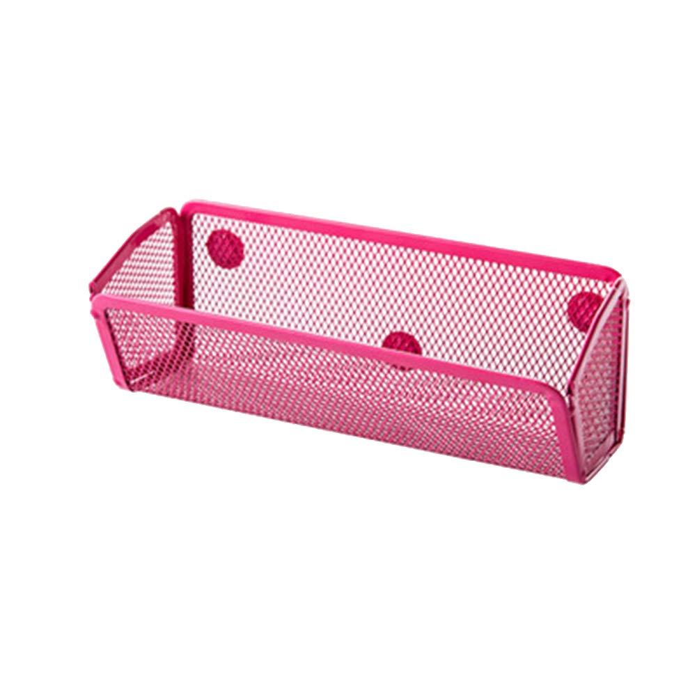 Gahat Scaffale di stoccaggio di organizzazione della cucina fissato al muro dello scaffale laterale del gancio magnetico del frigorifero