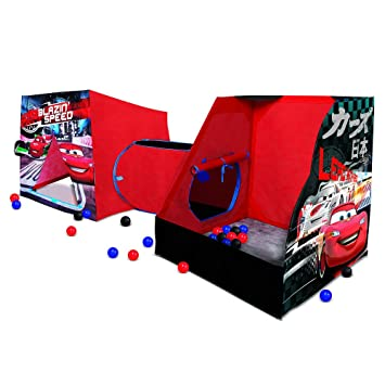 Disney Pixar Cars Playville Play Tent  sc 1 st  Amazon.com & Amazon.com: Disney Pixar Cars Playville Play Tent: Toys u0026 Games