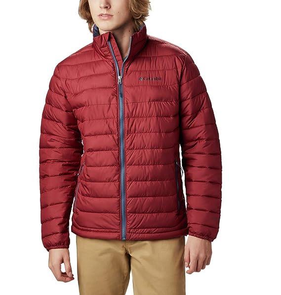 Columbia Powder Lite Jacket Chaqueta, Hombre