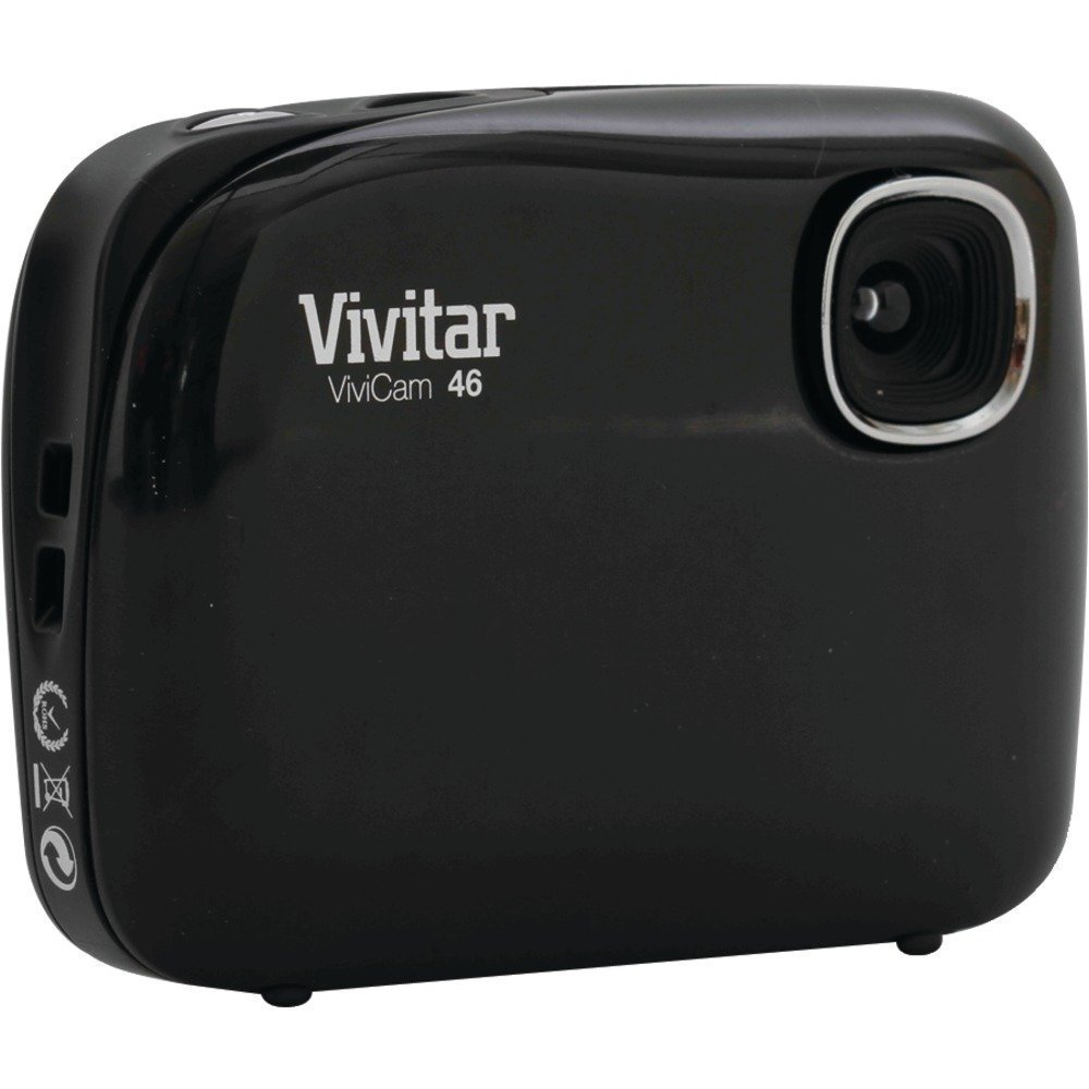Vivitar 4.1MP Digital Camera with 1.5-Inch LCD Screen, Colors and Styles May Vary by Vivitar