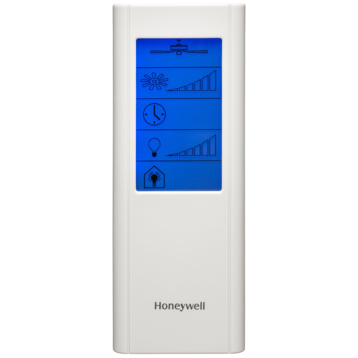 Honeywell Ceiling Fans 40013-01 LCD Touch Screen Universal Remote Control for Ceiling Fans Cream by Honeywell Ceiling Fans (Image #1)