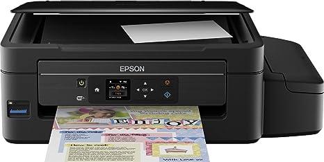Epson EcoTank ET-2550 - Impresora multifunción, inyección de Tinta ...