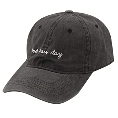 New Unisex Vintage Letter Women Lady Man Twill Cotton Baseball Cap Vintage Adjustable Dad Hat for