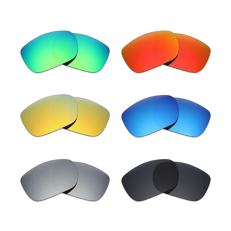 MRY 6 pares polarizadas lentes de repuesto para Oakley TwoFace ...