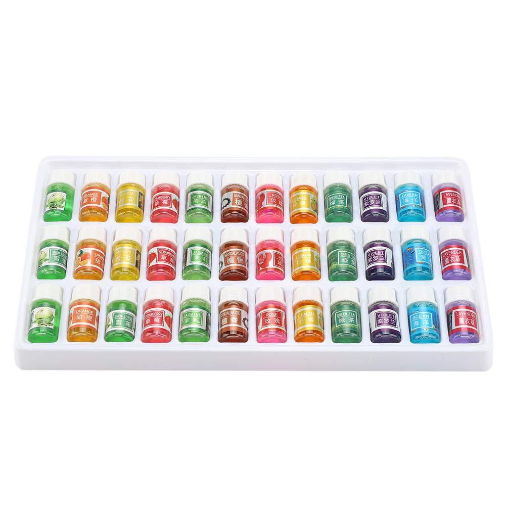 Set de aceites esenciales, 36 piezas 3 ml Set de regalo de aceite ...
