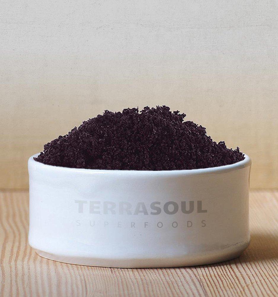Terrasoul Superfoods Organic Acai Berry Powder, 8 Oz - Freeze-Dried | Antioxidants | Omega Fats by Terrasoul Superfoods (Image #3)