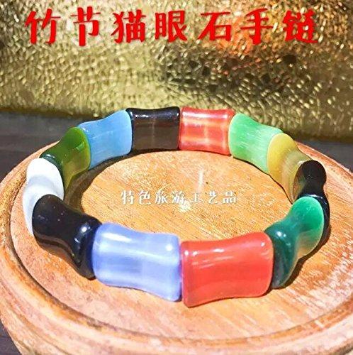 Very beautiful female models opal bracelet bamboo bracelet fashion bracelets sisters sent onward and upward