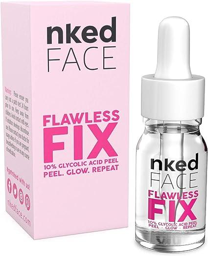 Flawless Fix 10 Glycolic Acid Peel Face Skin Chemical Peel