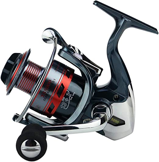 Spinning Fishing Reel 13BB + 1 Bearing Balls 1000-7000 Series ...
