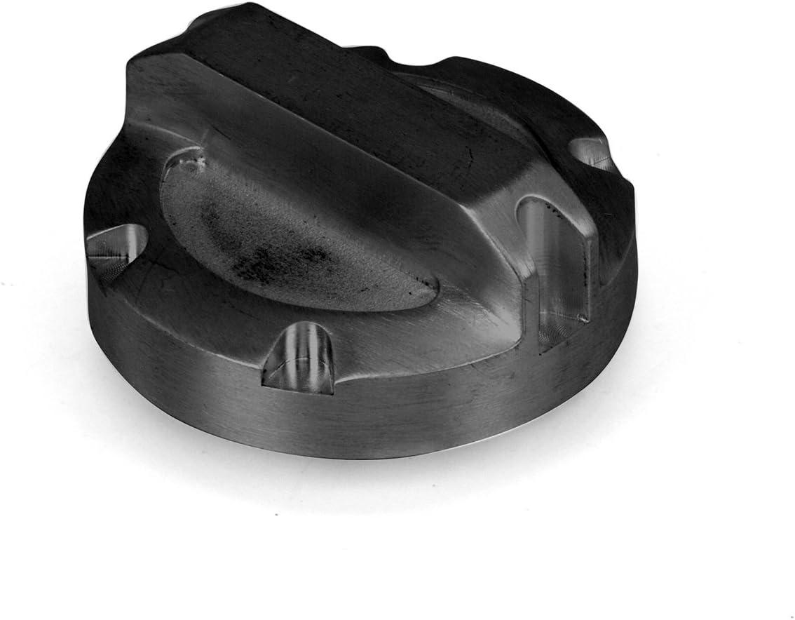Rugged Ridge 11431.04 Black Billet Aluminum Oil Cap