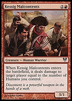 Kessig Malcontents Avacyn Restored