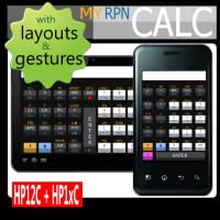 A Scientific and Financial RPN Calculator (HP-12C &