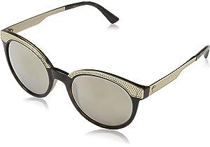 bfdb6a9744 Amazon.com  Versace Women s VE4338A Sunglasses 57mm  Clothing
