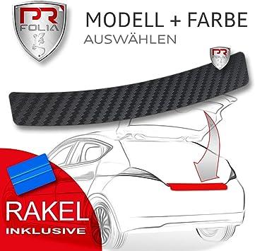 Pr Folia Ladekantenschutz Für Mokka X Ab Bj 09 2016 Carbon Schutzfolie Inkl Rakel Stoßstangenschutz Folie Autofolie Auto