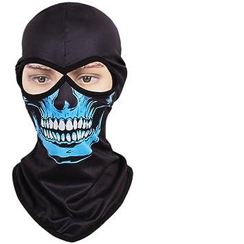 Máscara cráneo transpirable de secado rápido cs capuchas antiterroristas máscara de fantasma máscara de protección solar