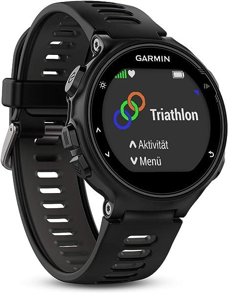 Garmin Forerunner 735XT GPS Uhr, schwarzgrau, M, 010 01614 06