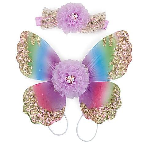 Legendog Mascota Disfraz Aprovechar Dulce Mariposa Las Flores ...
