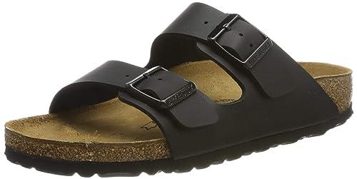 abf91e11531633 BIRKENSTOCK Unisex-Erwachsene Arizona Pantoletten  Amazon.de  Schuhe ...