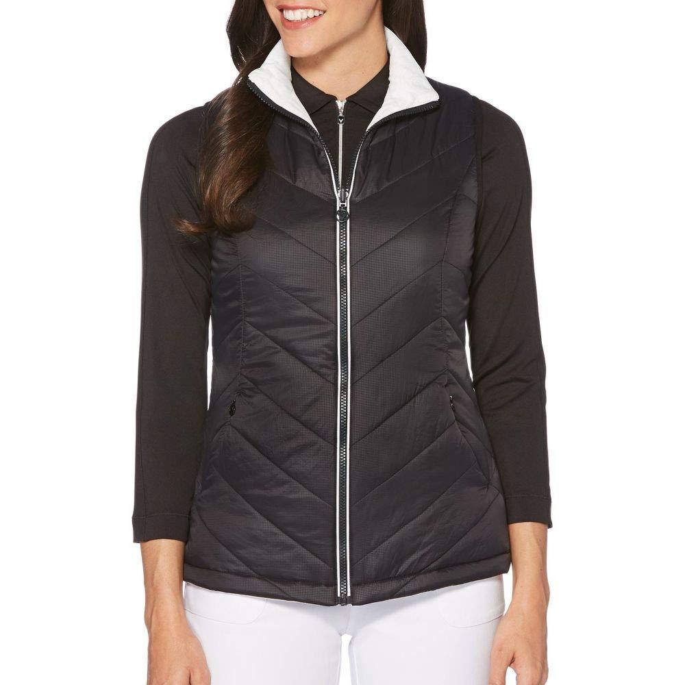 (キャロウェイ) Callaway レディース ゴルフ トップス Callaway Thermal Quilted Reversible Golf Vest [並行輸入品]   B07N8L8HHZ