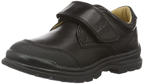 Geox J William Q Scarpe basse bambino Nero Black 37