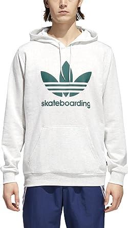 Adidas Hoodie 3 0 Pale Clima Melangecollegiate Skateboarding Men's UFTrOU