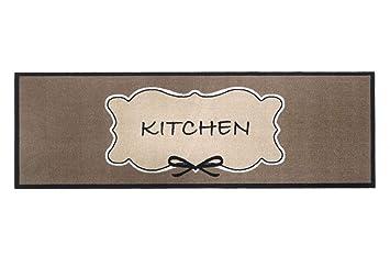 Bavaria Home Style Collection Kuchenlaufer Kitchen Romantik Braun