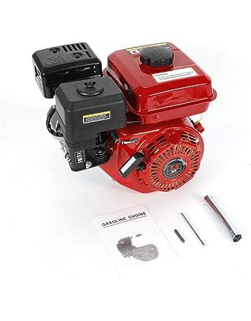 TFCFL Motor de Gasolina de 6.5 kW 5.1KW (Eje de 20 mm, protección