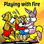 Playing with Fire: How Bart Learns His Lesson About Fire Safety the Hard Way | Sylvia Yordanova