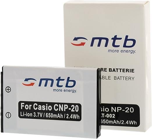 liste pour NP-20 // Casio EX-M1 M2 S1 S2 S3 S23 S100 S600 // BenQ T800 X835 2 Batteries USB//Auto//Secteur v Chargeur