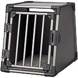 Trixie Hundetransportbox Alu Hundebox Transportbox Gitterbox mehrere Auswahl