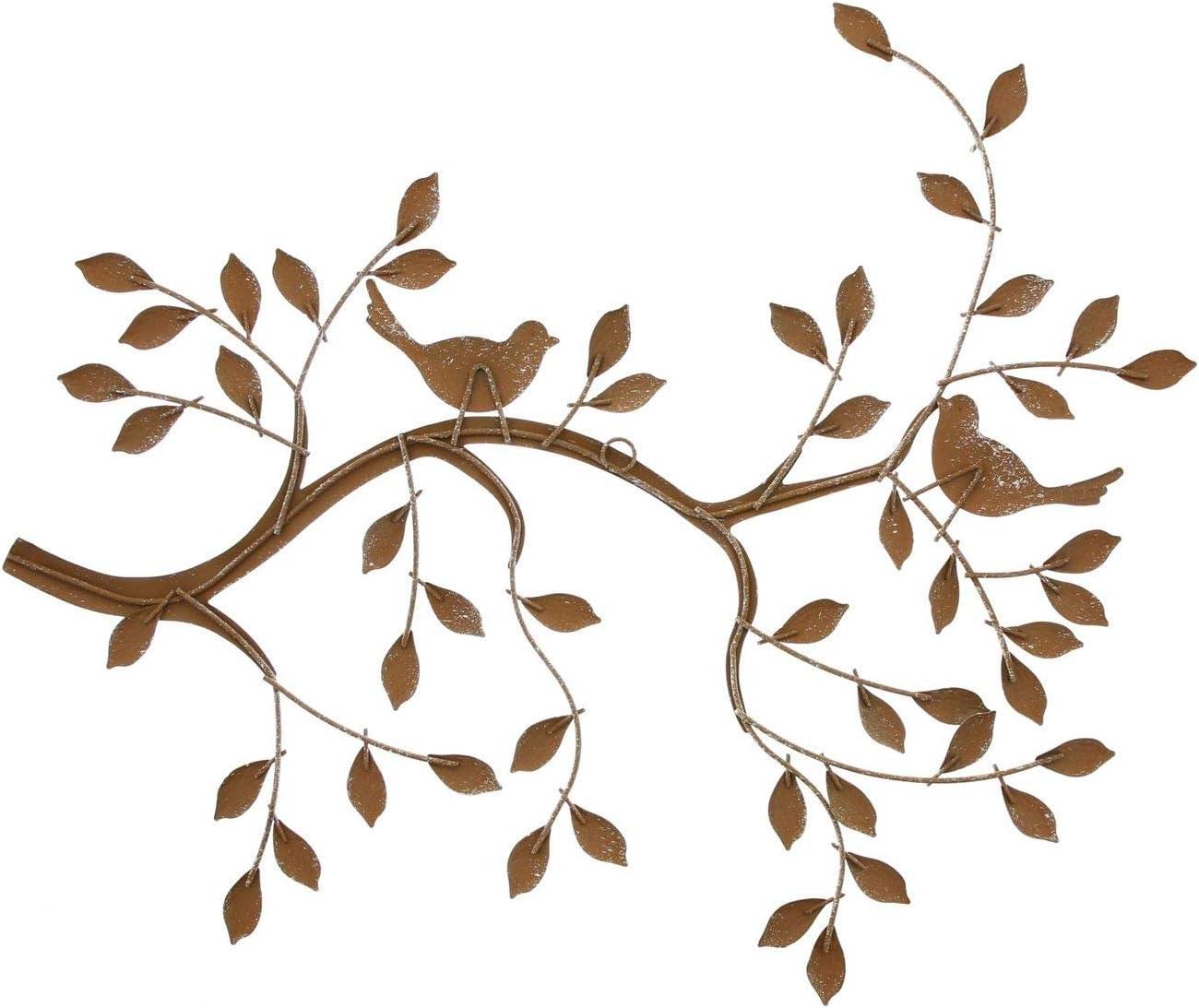 ramo con uccellini Decorazione da parete Frank Flechtwaren soggetto