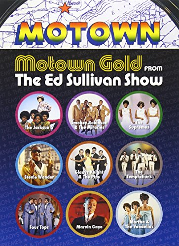 Motown Gold From the Ed Sullivan Show (Best Place For Sofas)