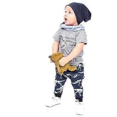7d358621b Amazon.com  Moonker Cute Child Toddler Baby Boy Girl Kids Short ...