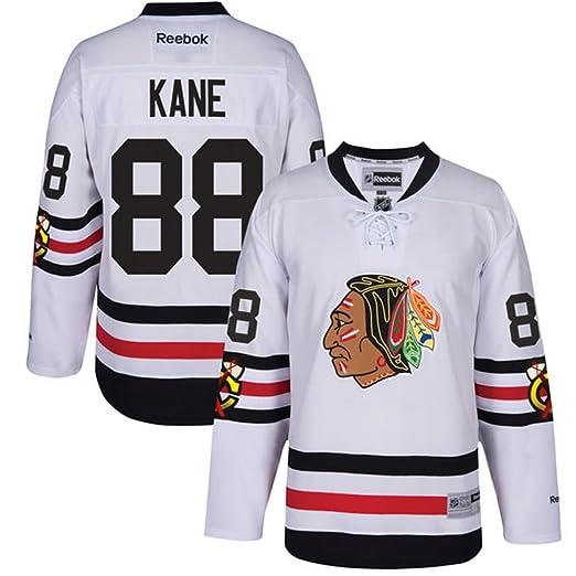 Reebok Patrick Kane  88 Chicago Blackhawks Youth Winter Classic Premier  Jersey (S M 5bf818892