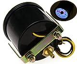 New Car Turbo Boost/Voltage Gauge Meter LED Display Dials PSI Motor Pointer