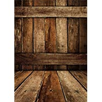 Photo Background For Baby Wooden Floor Photography Backdrops Suitable for Children Art studio Vinyl 5x7FT QX508