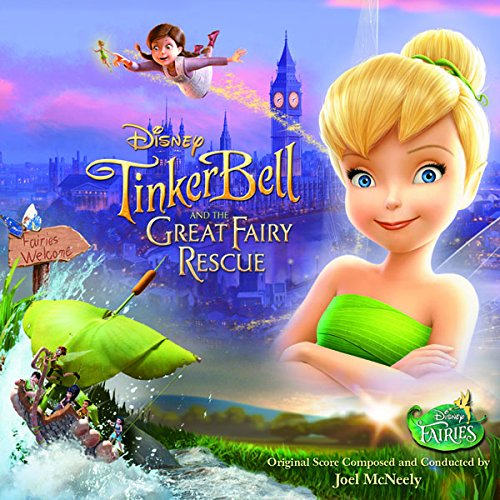 Price comparison product image Tinker Bell and the Great Fairy Rescue (Original Soundtrack)