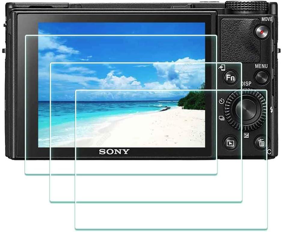 Dsc Rx100m7 Displayschutzfolie Für Sony Rx100 Vii Kamera