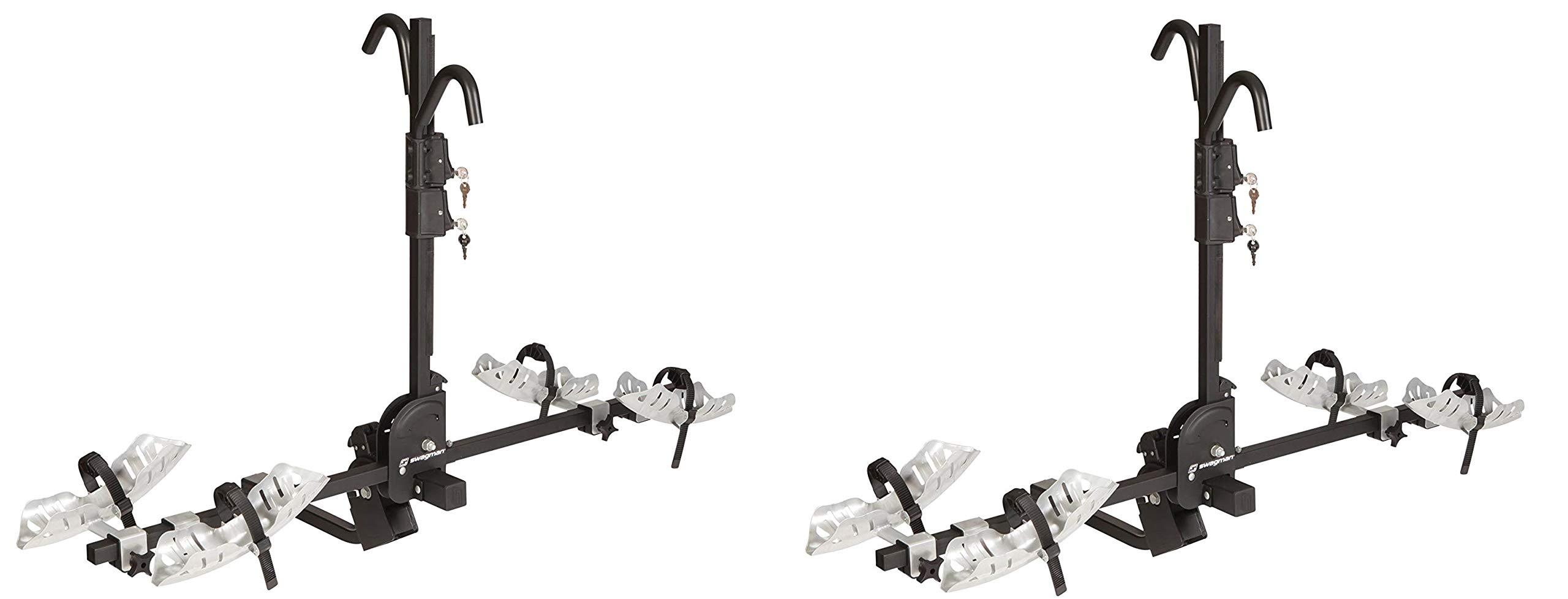Swagman Chinook Hitch Bike Rack (Pack of 2)
