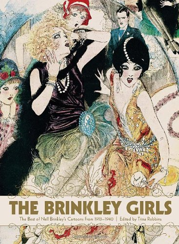 Download The Brinkley Girls: The Best of Nell Brinkley's Cartoons from 1913-1940 ebook