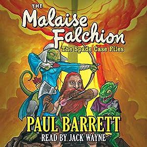 Malaise Falchion Audiobook