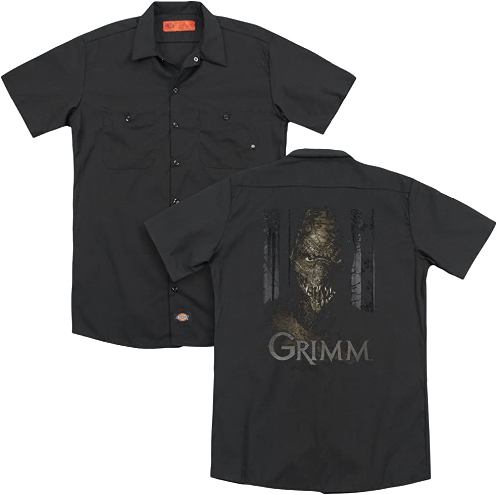 Sons of Gotham Grimm Chompers Adult Work Shirt