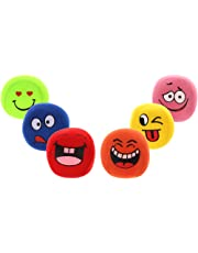 FITYLE 6 Pcs Infant Baby Toddler Kid Soft First Ball Early Educational Sensory Toys
