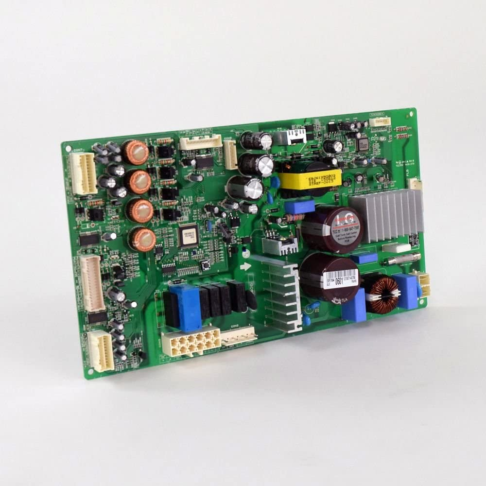 Lg EBR78940601 Refrigerator Electronic Control Board Genuine Original Equipment Manufacturer (OEM) Part