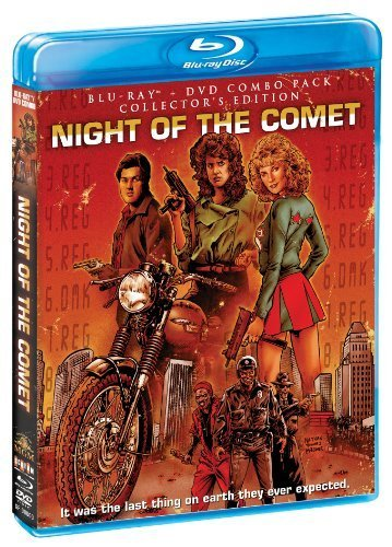 Night Of The Comet (Collector's Edition) [BluRay/DVD Combo] [Blu-ray] by Shout! Factory