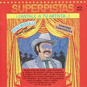 Amazon.com: Pistas Musicales Con Grupo Norteño: Grupo Norteño: MP3