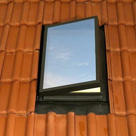Lucernario monoblocco finestra vetro per tetto legno alluminio ...