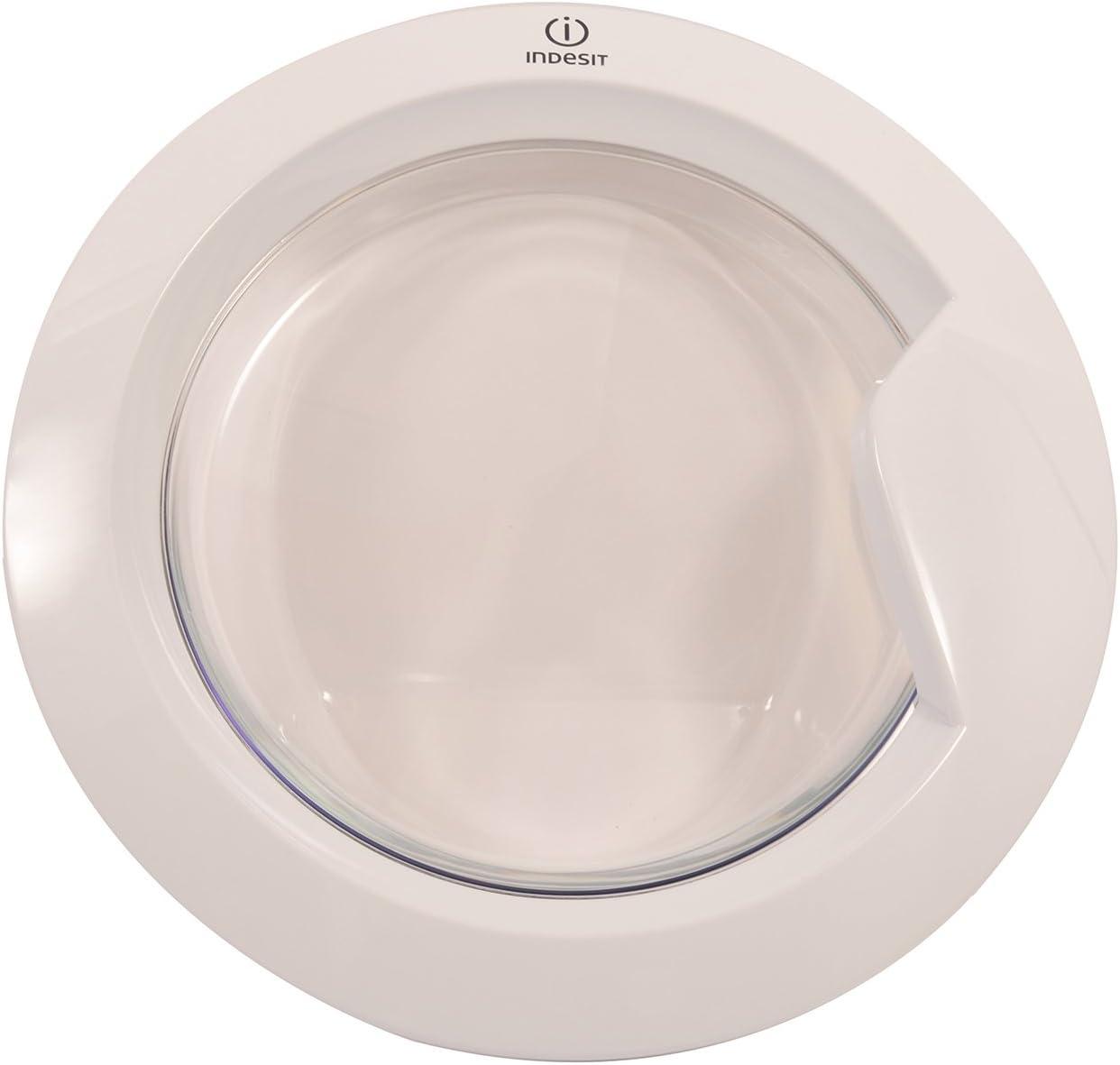 Genuine Hotpoint Washing Machine Door Frame /& Glass
